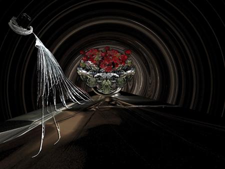 El largo camino 02. The long road 02.